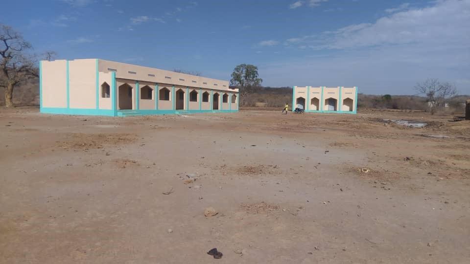 Primarschule in Diema/Mali, fertigestellt 2019.