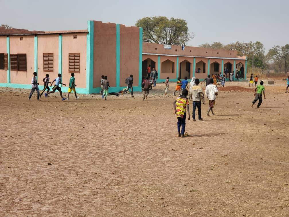 Schule in Warakoun